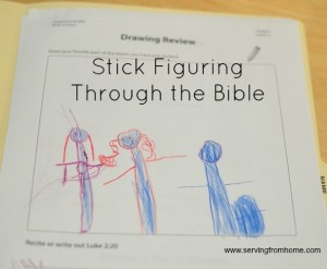 Stick Figuring Through the Bible