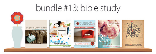 bible study bundle