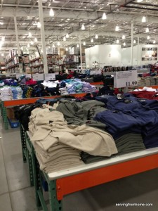 costco clothes