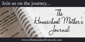 homeschool mothers journal