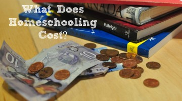What Does Homeschooling Cost