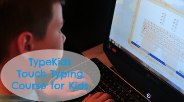 TypeKids Touch Typing