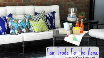 Fair Trade for the Home