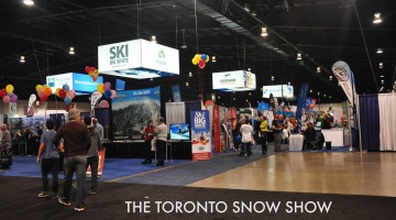 Toronto Snow Show #Winteriscoming