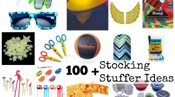 100+ Stocking Stuffer Ideas