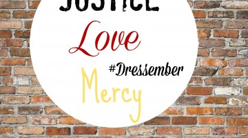 justice love mercy