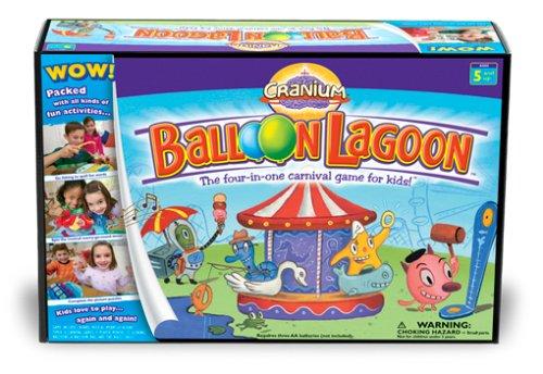 balloon lagoon