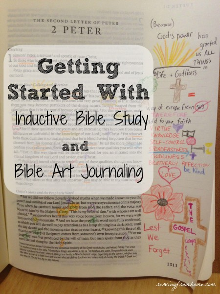 bible study essay Anyone can read the bible, but it's another thing altogether to read it for all it's worth to get the most out of the study of god's word, one must utilize a method that ensures integrity in the interpretative process.