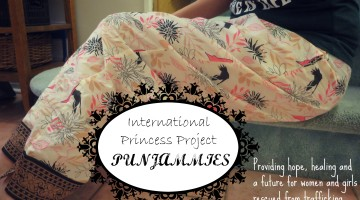 International Princess Project Punjammies
