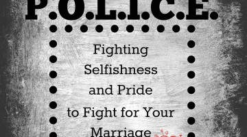 POLICE Fight For Your Marriage