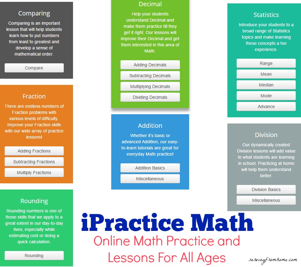online math practice Automatically corrected and timed quizzes for multiplication ipad compatible with expanded reporting features now with picture hints.