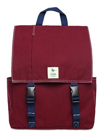 Esperos bags burgundy classic