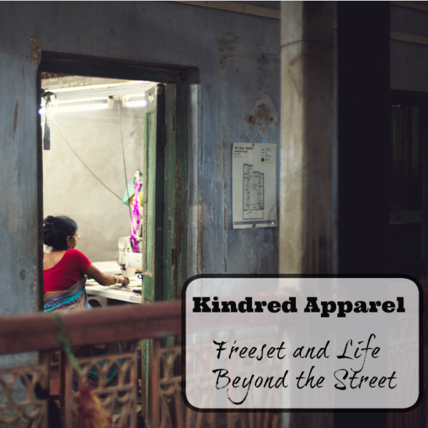 Kindred Apparel Freeset Life Beyond the Street