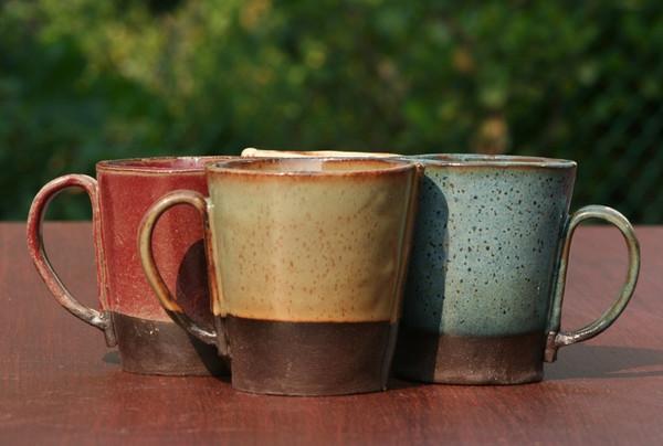 dignify pottery mug