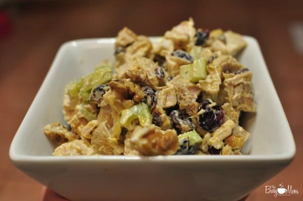 turkey-salad