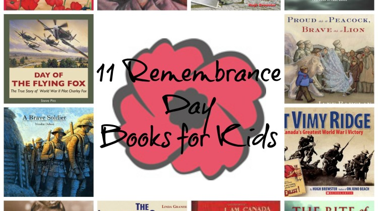 11 Remembrance Day books for kids