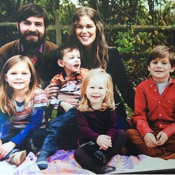Breena Holt family