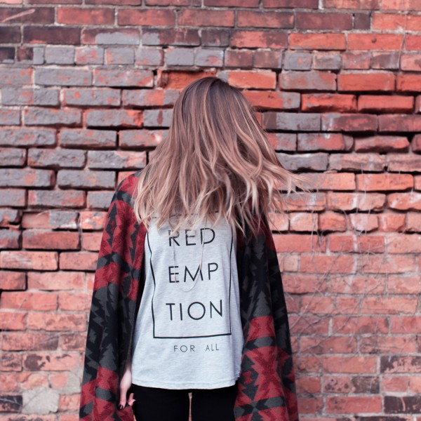 garment collective redemption t