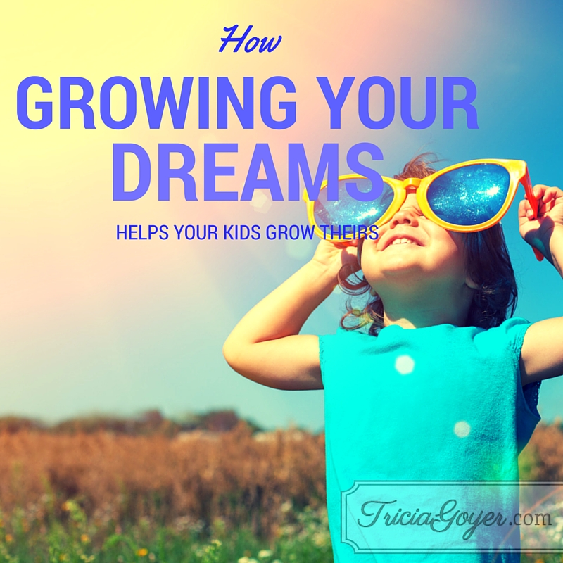 Growing your dreams