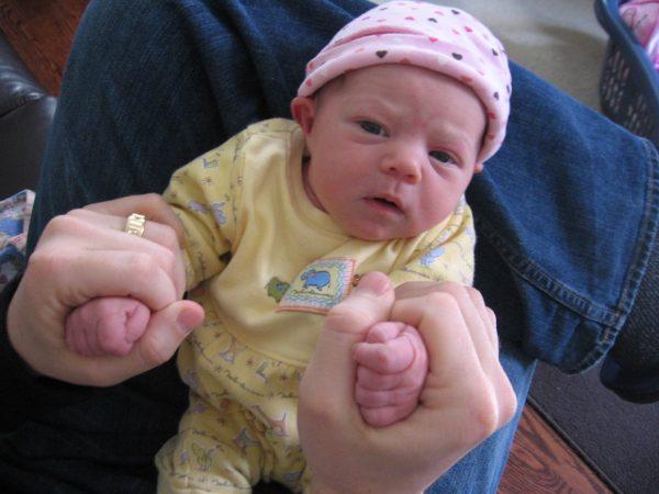 Keekers baby