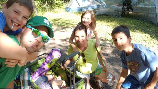 #mireckizoo does camping